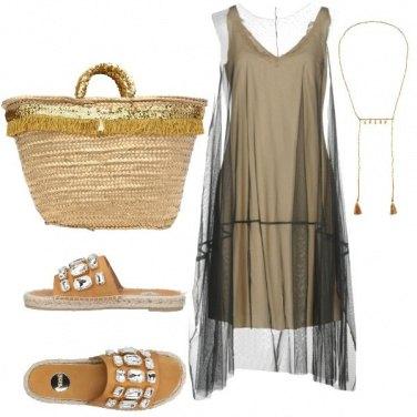 Outfit Fashion style tra mare e città