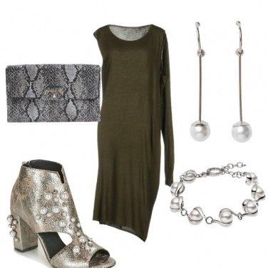 Outfit Perla militare