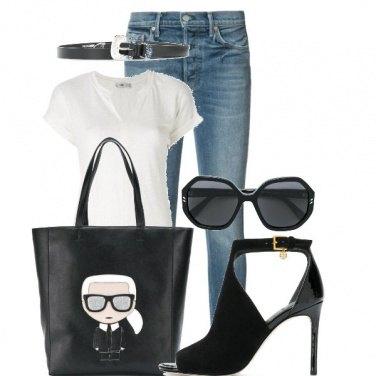 Outfit Moda Ancora Moda By Claudia Marriaga