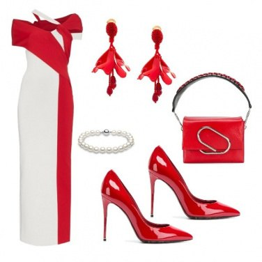 Outfit Red&White... is fashion!!!!