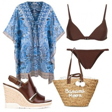 Outfit Caftano