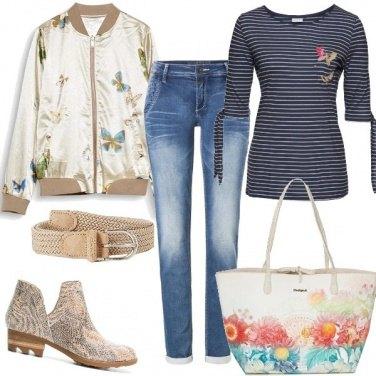 Outfit La stagione delle farfalle