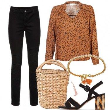 Outfit Tribù urbana