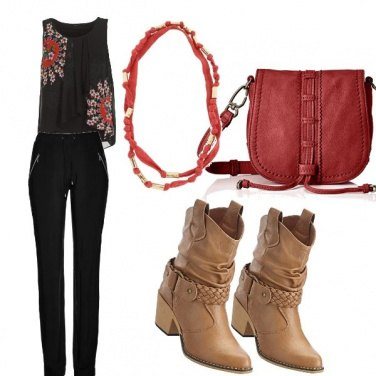 Outfit Urban #2985