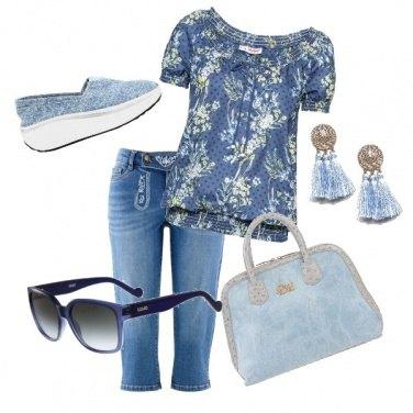 Outfit Semplice comodità
