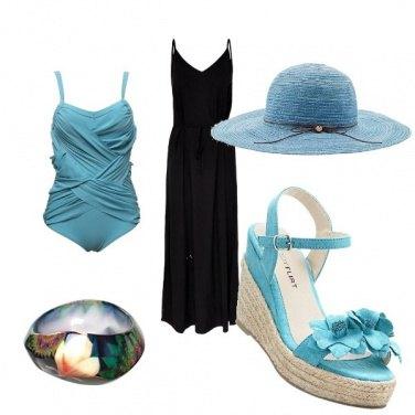Outfit Nei colori del mare