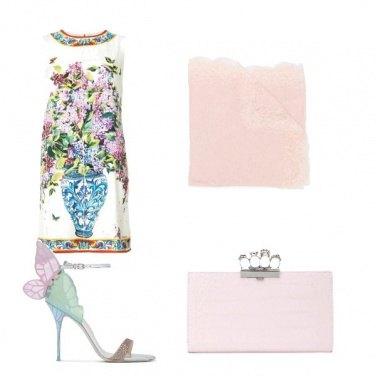 Outfit Fiori&farfalle