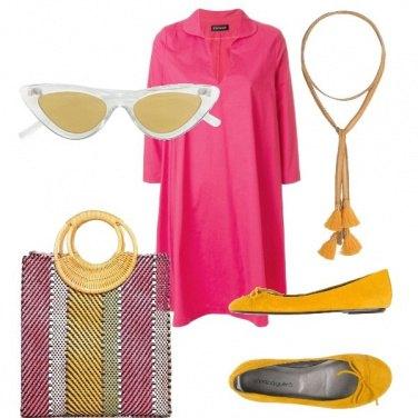 Outfit Colori accesi di giorno