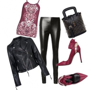 Outfit Rock #1432