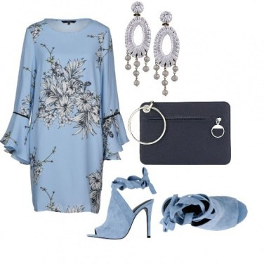 Outfit Almost blue