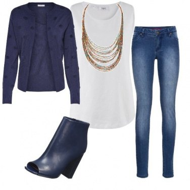 Outfit Trendy blue ##