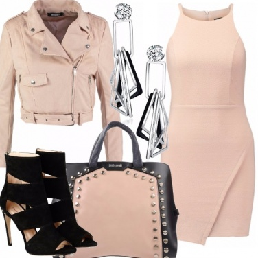 Outfit Rock in nude