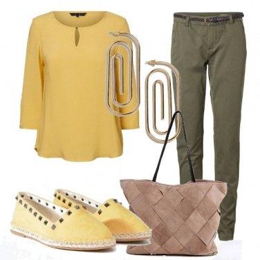 Outfit Veloce, ma curata