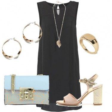 Outfit Abitino nero