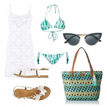 Outfit Micro bikini