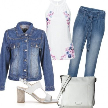 Outfit Denim addicted
