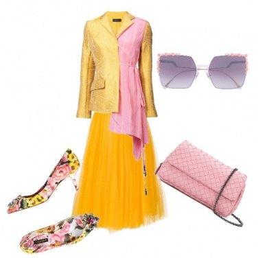 Outfit Spring Ton Sur Tone