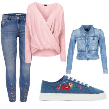 Outfit Trendy #9411
