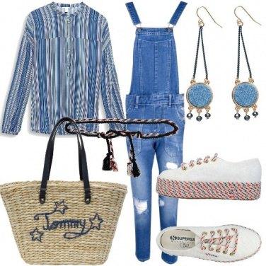 Outfit Shopping ai mercatini