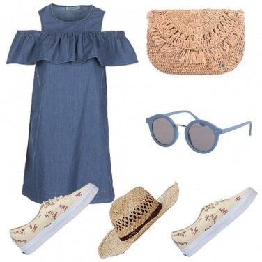 Outfit Passeggiate pomeridiane