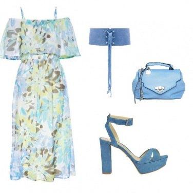 Outfit Serata d\' estate