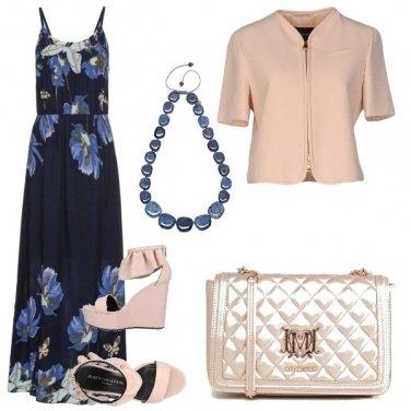 Outfit La zeppa con le rouches