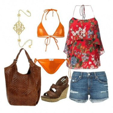Outfit Travelling to Maiorca