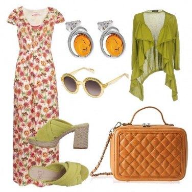 Outfit Un fiore