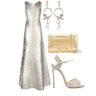 Outfit Metalli preziosi