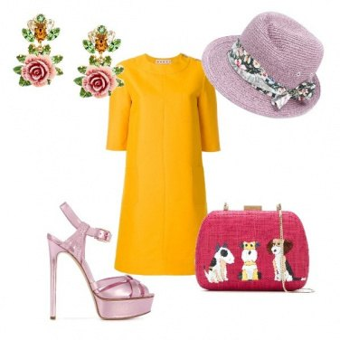 Outfit Domenica Chic