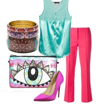 Outfit Color full