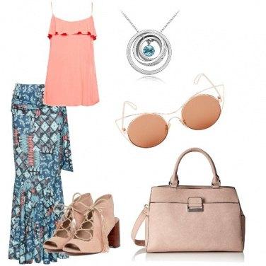 Outfit Una sirena