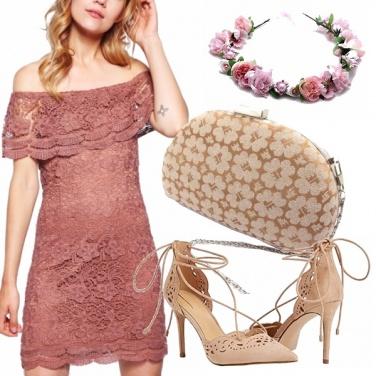 Outfit Lo stile romantico
