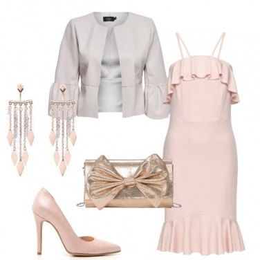 Outfit Look da cerimonia low cost