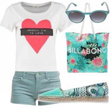 Outfit Easy in vacanza
