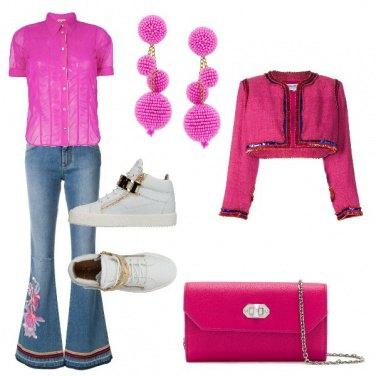 Outfit Glamour tutti i giorni