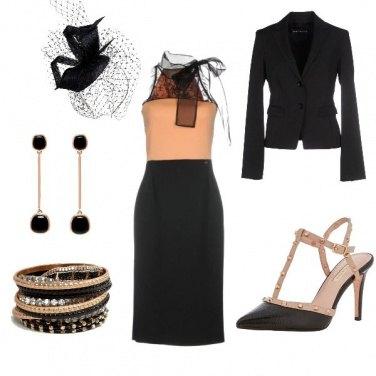 Outfit Matrimonio classico