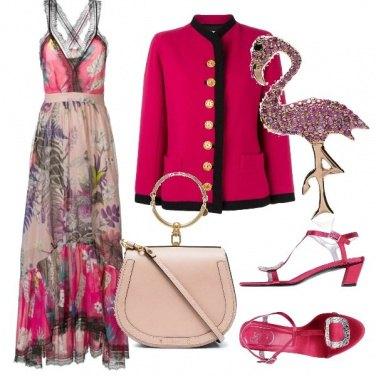Outfit Flamingo mania