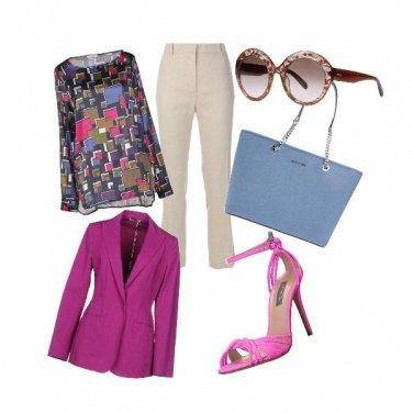 Outfit CMPS Fuxia per Paola D.