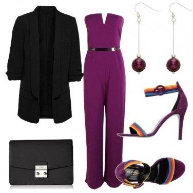 Outfit Una jumpsuit meravigliosa