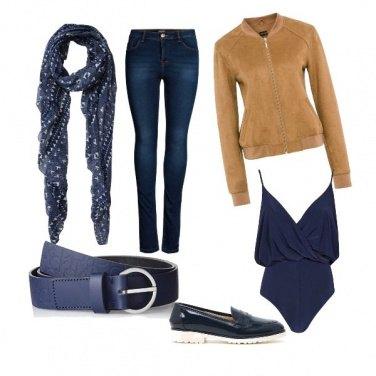 Outfit CMPS Preso blu