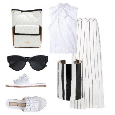 Outfit Bianco ma non troppo