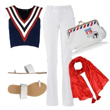 Outfit By air mail