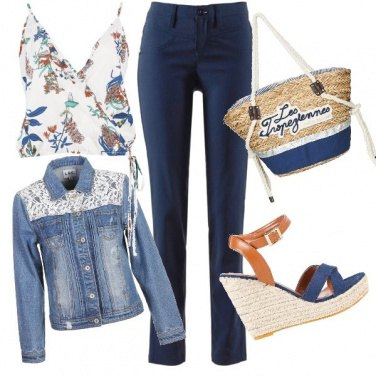 Outfit Imbattibile jeans