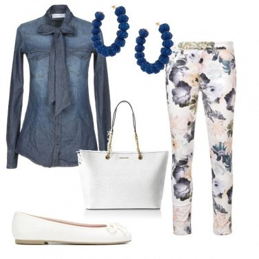 Outfit Blue Denim
