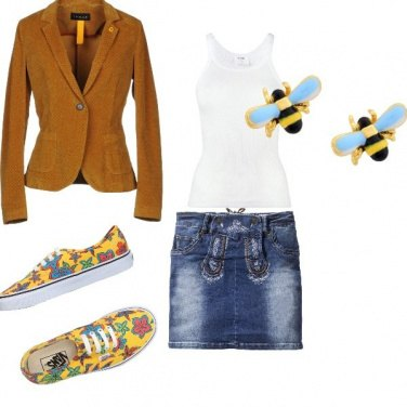Outfit To Bee or Not To bee