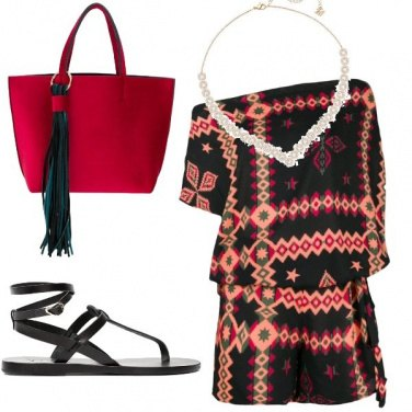 Outfit Etnico #1261