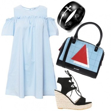 Outfit Domenica si parte