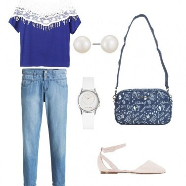 Outfit Basic #6371