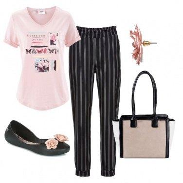 Outfit Comoda al lavoro